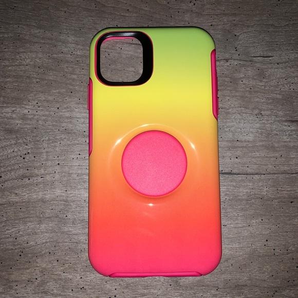 OtterBox IPhone 11 Popsocket Case
